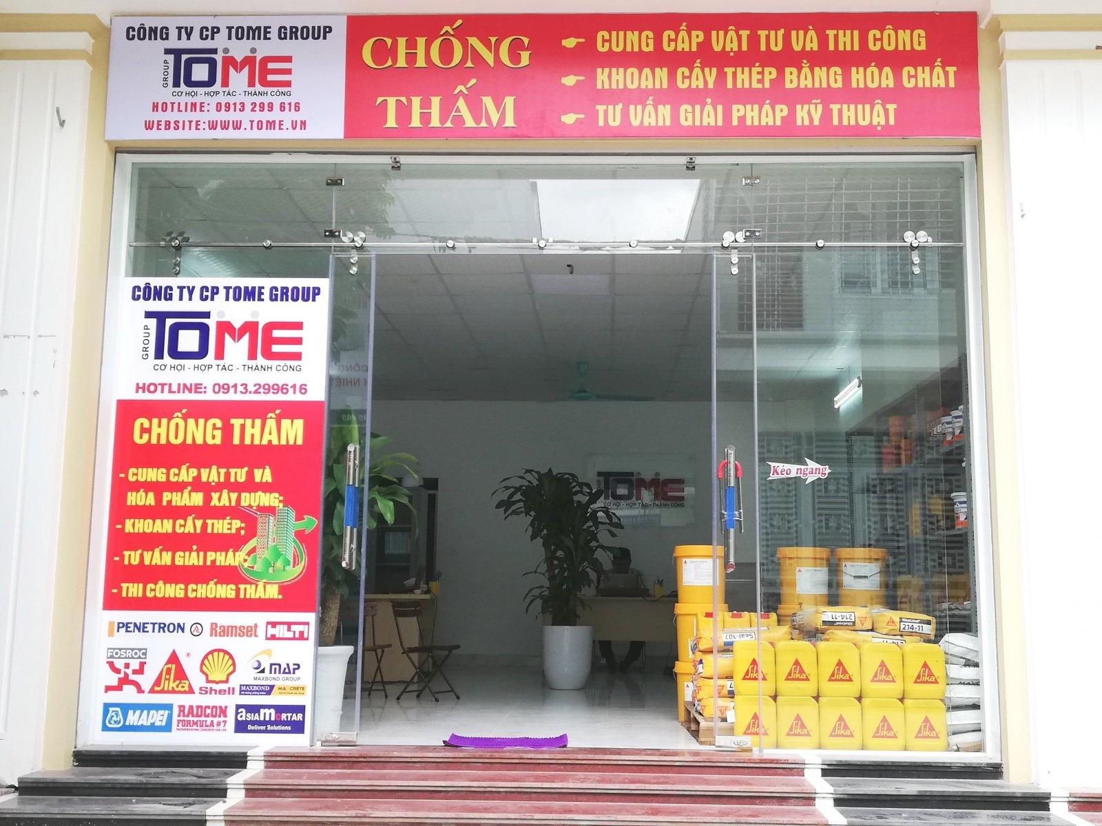 Khai trương showroom tại địa chỉ Lô DM6-1, Khu tiểu thủ công nghiệp làng nghề Vạn Phúc, phường Vạn Phúc, quận Hà Đông, TP.Hà Nội